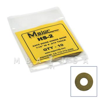 REFILLS FOR HSK SAFE DOOR HINGE KIT (MS-HS-2)