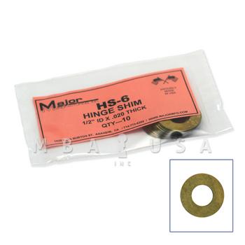 REFILLS FOR HSK SAFE DOOR HINGE KIT  (MS-HS-6)