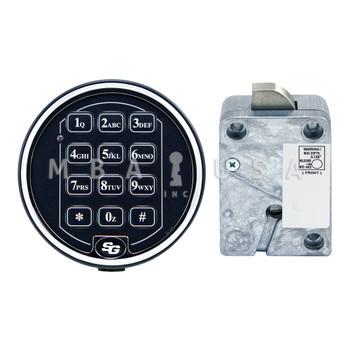 S&G TITAN PIVOTBOLT (SWINGBOLT) LOCK PACKAGE W/ KEYPAD
