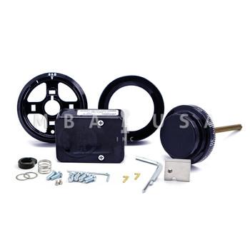 S&G 2937 Lock Pkg W/ Dial & Ring Standard & Mosler Bolt
