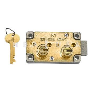 S&G 4440 Safe Deposit Lock - Left Hand,  #4 Guard