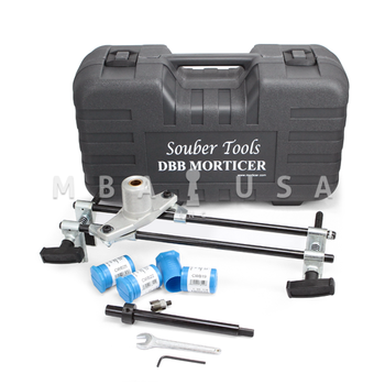 Souber DBB Door Lock Morticer - Standard Kit