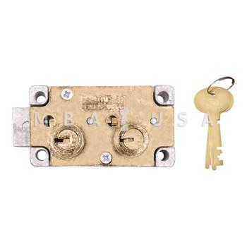 S&G 4231 Safe Deposit Lock Right Hand - Sy3 Guard