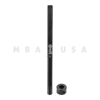 DBB Small Bore Shaft and Stop