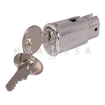 HON F26 REPLACEMENT FILE CABINET LOCK (KEYED DIFFERENT)