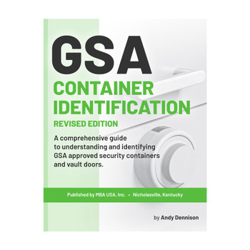 BOOK GSA CONTAINER IDENTIFICATION, REVISED EDITION