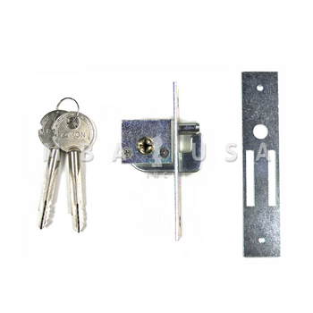 MO-360 HOOK BOLT W/ 2 KEYS (KD)