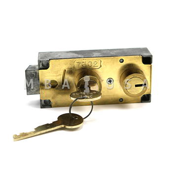 """Double Big Nose, Double Fixed, 1/2"""", 908 G-Key, Brass"""