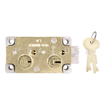 S&G 4231 Safe Deposit Lock Left Hand, Sy3 Guard
