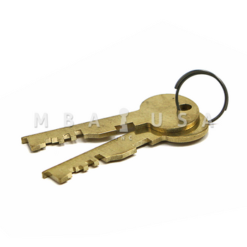 Pair Renter keys for Big Nose 7750