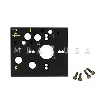 STRONGARM TEMPLATE T2 - Mosler Mechanical Locks