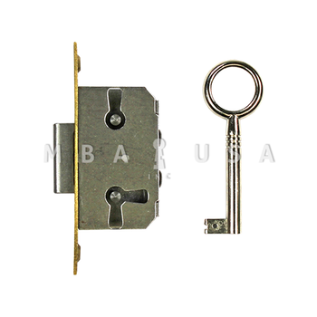 FULL MORTISE DEADLOCK - 662/15