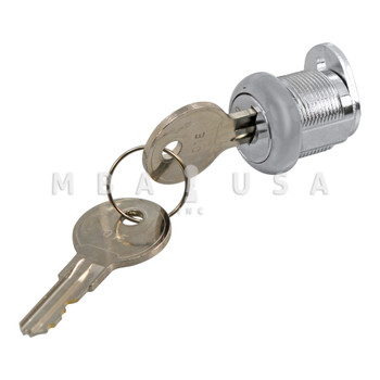 HON F24/F28 REPLACEMENT FILE CABINET LOCK, KEYED ALIKE