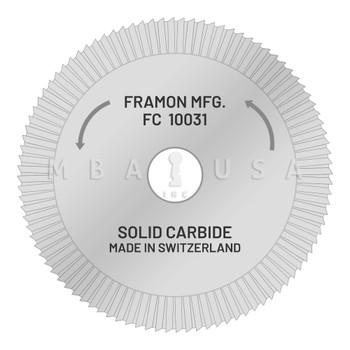 Framon Schlage Milling Cutter (FC10031)