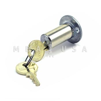"CS401 1.5"" Cylinder with 2 Keys"