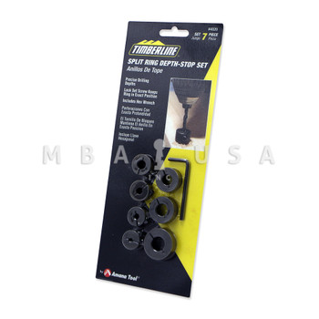 7-PIECE SPLIT RING DEPTH STOP SET