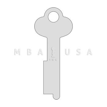 Key Blank, Renter, Diebold 175 Series