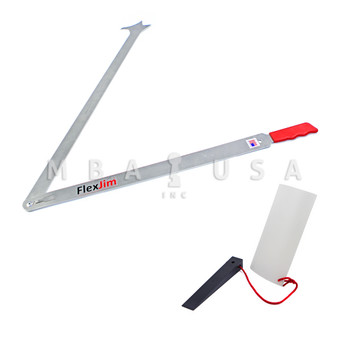 "LOCKOUT TOOL (FOLDING) EXTENDS TO 54"" LONG"