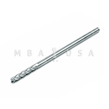 "EXTRA LONG END MILL 1/4"" X 6"""