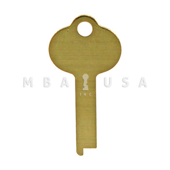 Key Blank, S&G R132 Dial Ring