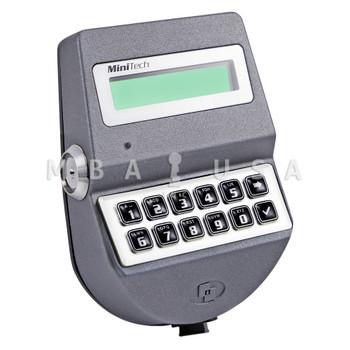 MiniTech Keypad, Dallas Key Reader, Rubber Membrane