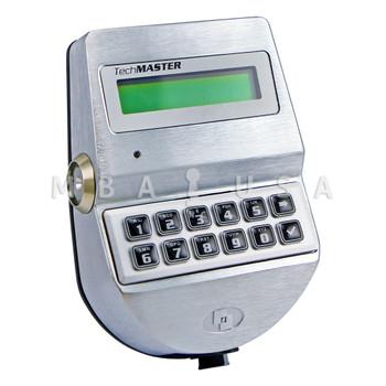 TechMaster Keypad, Dallas Key Reader, Rubber Membrane