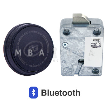 AXISBLU PIVOTBOLT (SWINGBOLT) LOCK PACKAGE W/ MEDALLION