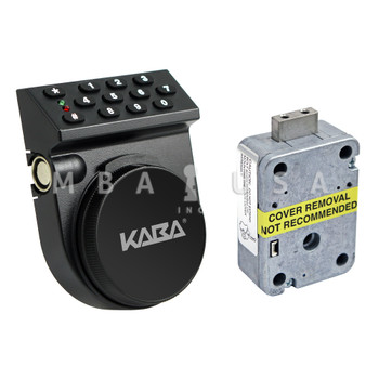 AUDITCON 252 VERTICAL KEYPAD & TAPPED DEADBOLT LOCK PACKAGE