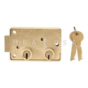 Yale B201 Safe Deposit Lock, Right Hand, SY3 G-Key