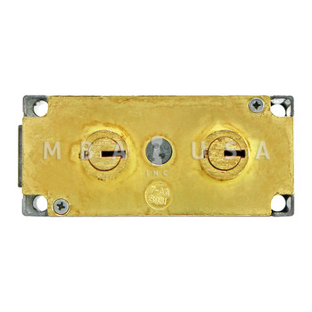 """LEFEBURE 7750 DOUBLE LITTLE NOSE, REFURBISHED, 1/2"""" - BRASS"""