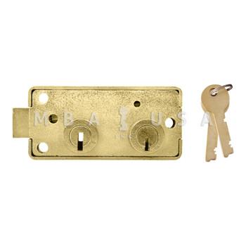 YALE B231 SAFE DEPOSIT LOCK, RIGHT HAND, SY3 G-KEY