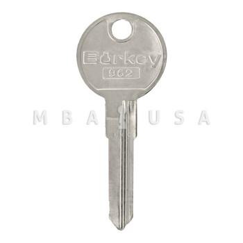 BORKEY KEY BLANK 962 FOR PORSCHE