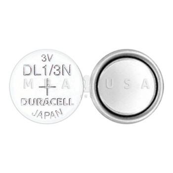 DURACELL 3-VOLT LITHIUM BATTERY (DL1/3N)