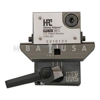 HPC Stamp Aligner