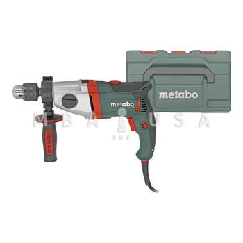 "Heavy Duty 1/2"" 9.0 Amp 2-Speed Hammer Drill"