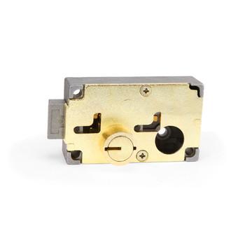 Single Big Nose, Changeable, Brass, Right Hand (Bluegrass Locks)