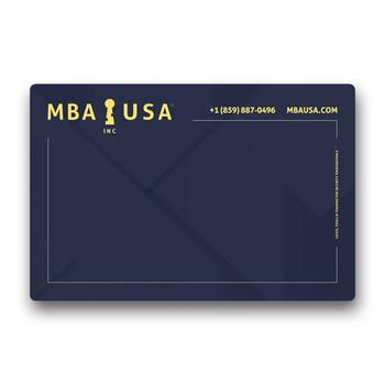 MBA COUNTER MAT