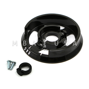 S&G DIAL RING - R167, SPY PROOF, BLACK & WHITE (USE W/ D220)