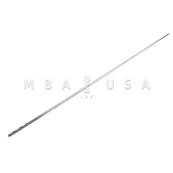"""LONG WOOD DRILL FOR DBB MORTICER - 10MM X 1250MM - 3/8"""" X 49"""""""