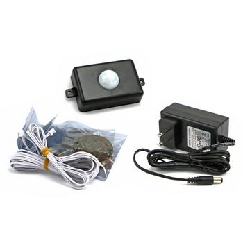 HIWL 120 LED SAFE LIGHT KIT w/ BUILT-IN MOTION SENSOR