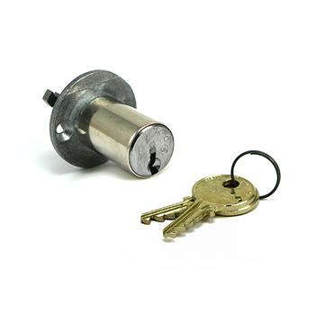 "CS401 1.25"" Cylinder with 2 Keys"