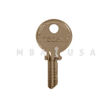 CS401 Medeco Key Blank