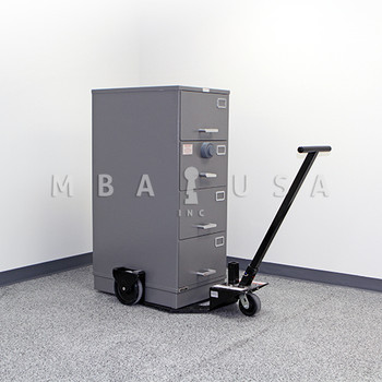 SUMOSPIN CART FOR MOVING GSA CONTAINERS