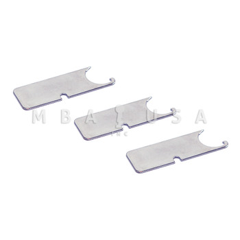 SPARE BLADES FOR CIRCLIP REMOVAL TOOL - SET OF 3