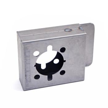 WELDABLE GATE BOX FOR SCHLAGE RHODES