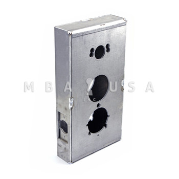 ALUMINUM GATE BOX SIMPLEX 1000