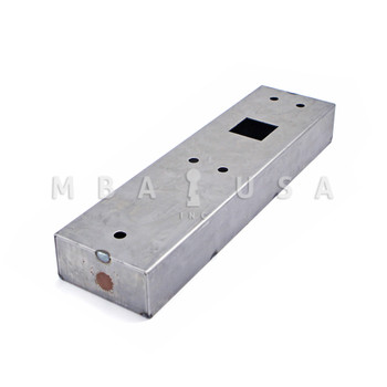 WELDABLE BOX FOR VON DUPRIN 99 EXIT DEVICE W/ 990NL