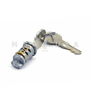 S&G Keylocking Dial Cylinder w/ 2 Keys - KA