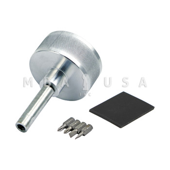 KEEDEX SPIN-OUT MORTISE CYLINDER SCREWDRIVER