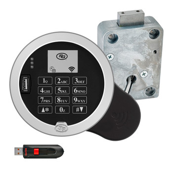 S&G NEXUS IP DIRECT DRIVE (DEADBOLT) LOCK PACKAGE